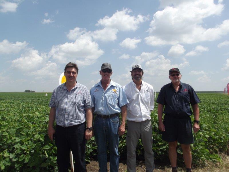 Agricol Sojaboon Boeredag te Standerton